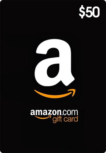 Photo of Amazon Gift Card Giveaway