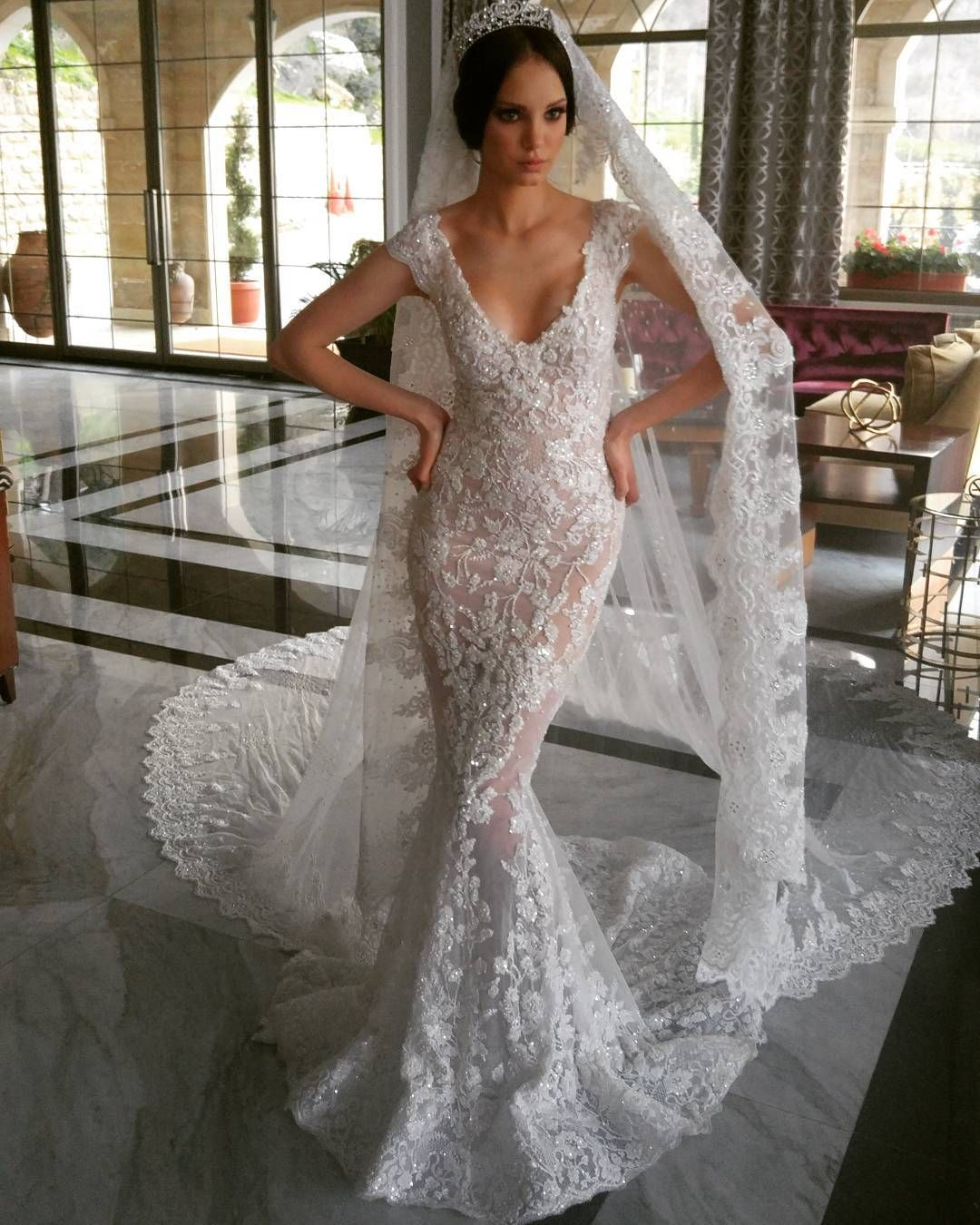 """Rami Salamoun on Instagram: """"#ramisalamoun #Wedding #dress ..."""