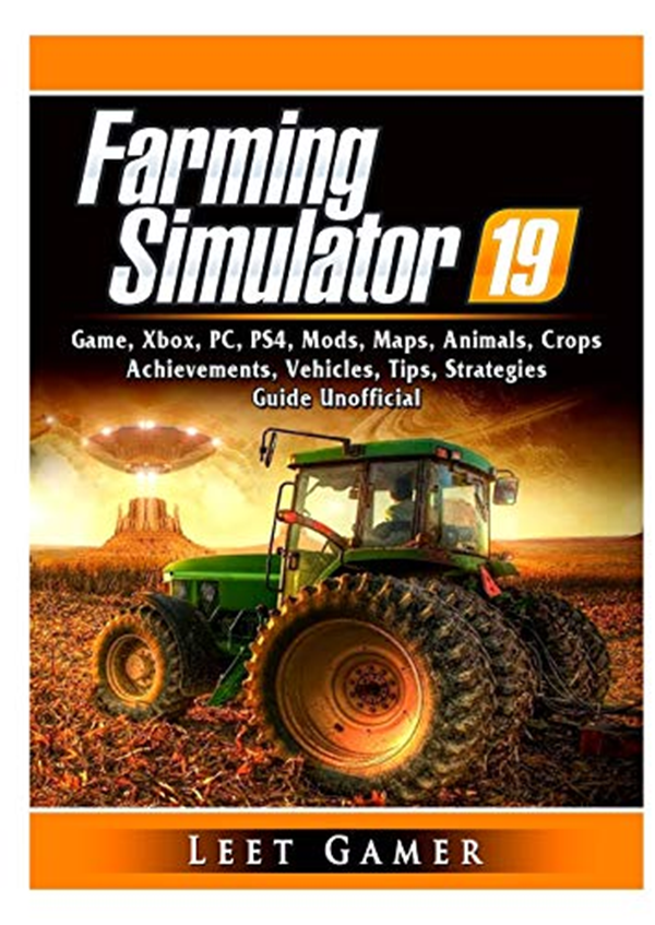 (2019) Farming Simulator 19 Game, Xbox, PC, PS4, Mods