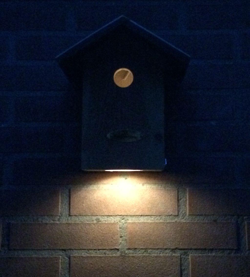 ikea solar lighting. DIY Solar Birdhouse With Ikea Solarvet Lighting E