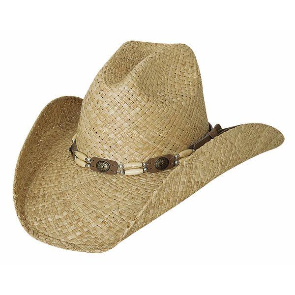 Roll Deep  Raffia Straw Cowboy Hat http://dumbblondeboutique.com/roderastcoha.html