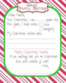 Moo moos tutus manic monday freebie santa letter letter letter to santa template spiritdancerdesigns Choice Image