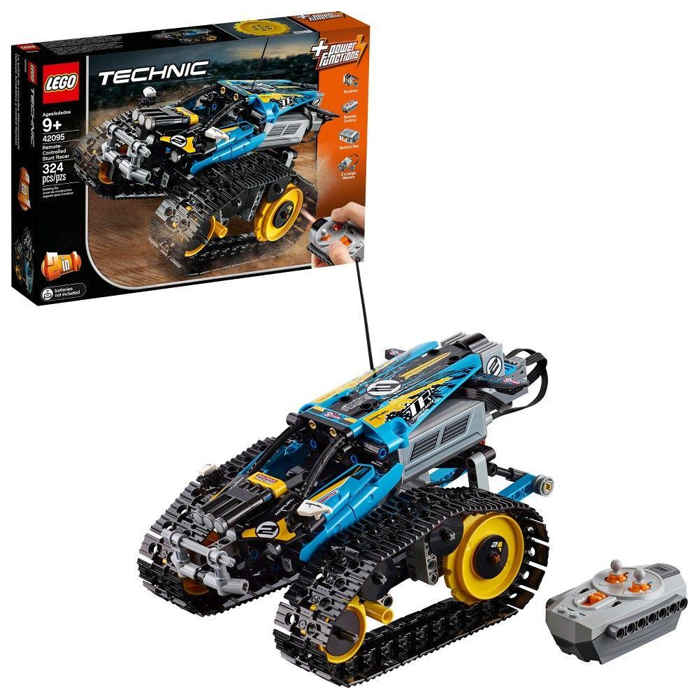 Lego Technic RemoteControlled Stunt Racer 42095 Lego