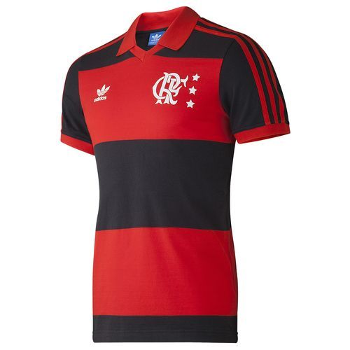 Camiseta Retrô Flamengo adidas | adidas Brasil