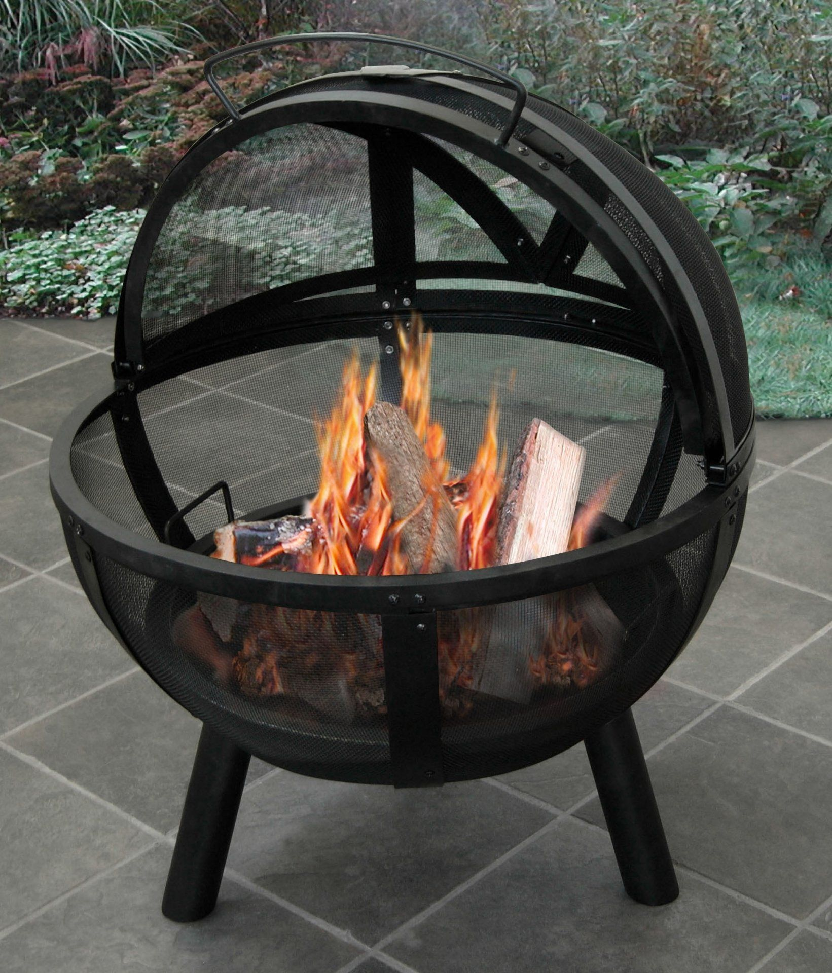 Pin By Siippari On Puutarha Wood Burning Fire Pit Fire Pit Backyard Fire Pit