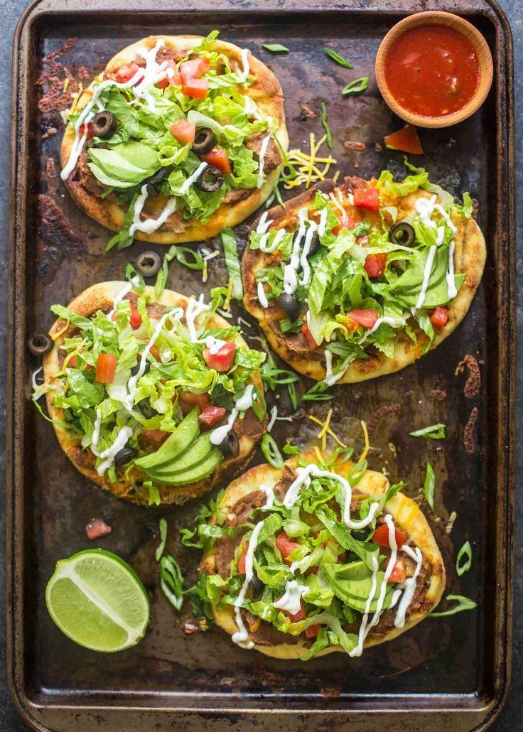 Mexican pita pizzas recipe in 2020 fast healthy meals
