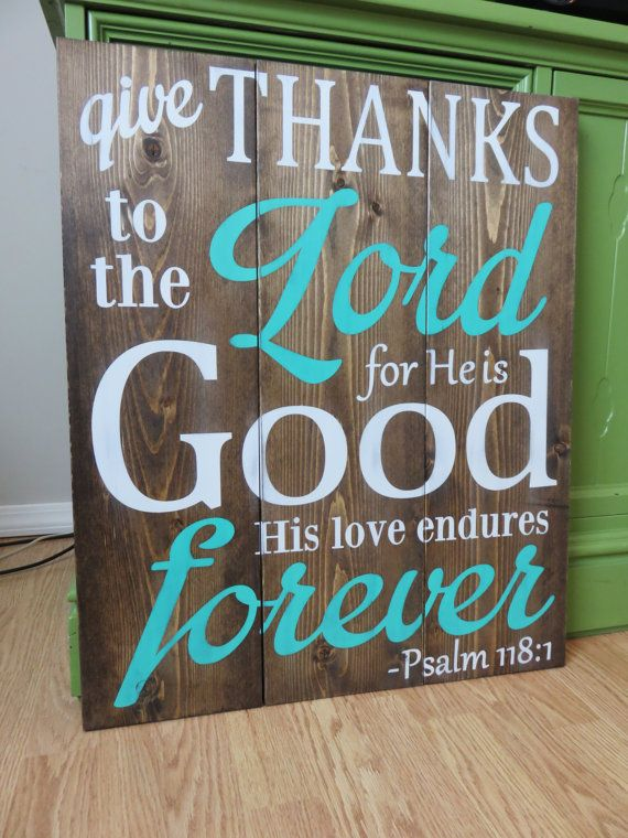40 Rustic Wood Signs with Inspiring Messages of Hope #woodsigns