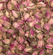 Rosenknospen, klein-rosa  50 g Die Siederei Seifenzutaten