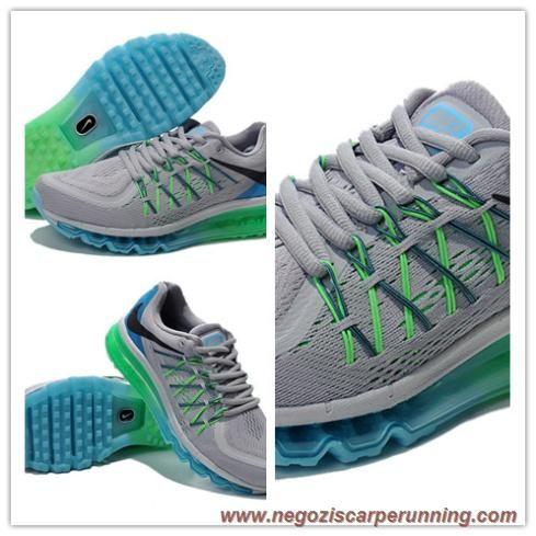 Nike Air Max 2015 grigio