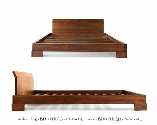 Asian Style Bedroom Set Contemporary Balinese Kobe Platform Bed Design 04 Ideias Para Mobilia Design De Moveis