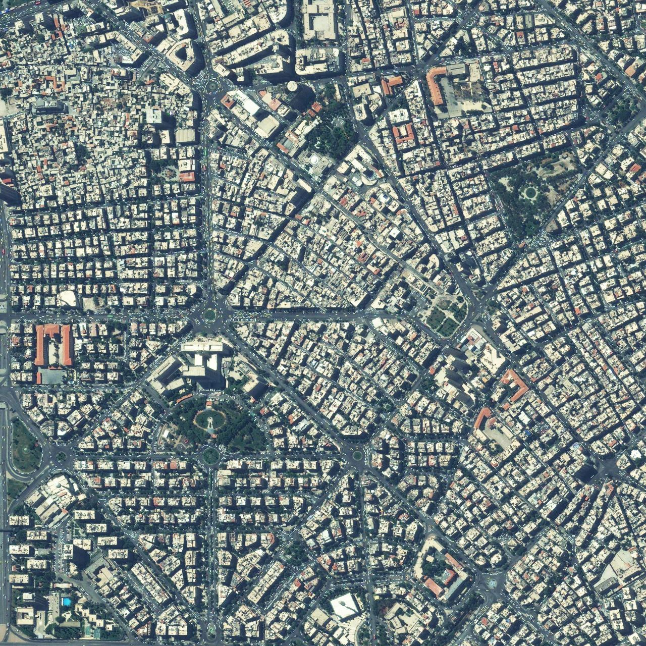 Damascus is the capital and second largest city in Syria ...