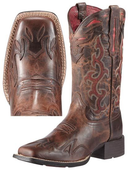 Ariat Women's Sidekick Boot in Sassy Brown [10010937] | Western ...