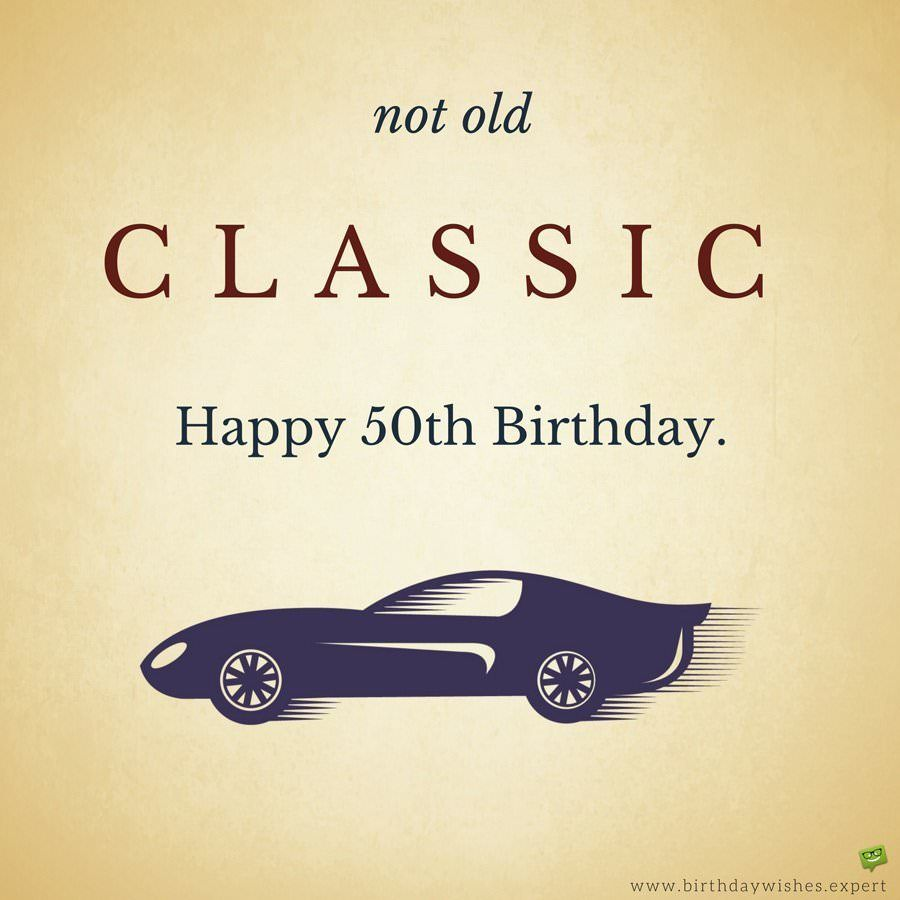 Happy 50th birthday Happy 50th birthday, Happy 50th