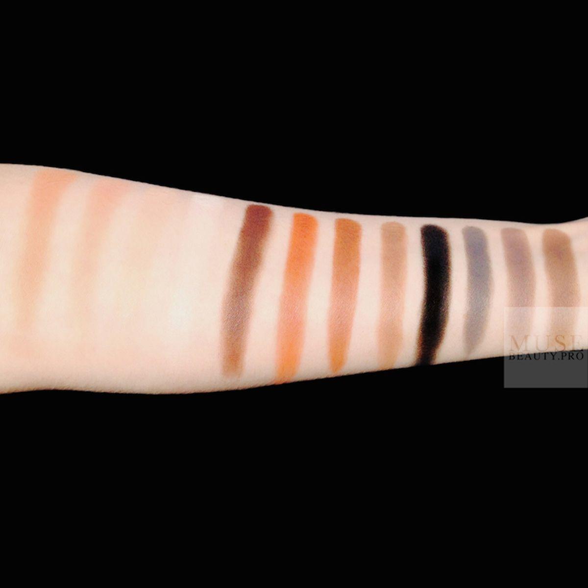 Lip Palette - Muse Nudes by Viseart #22