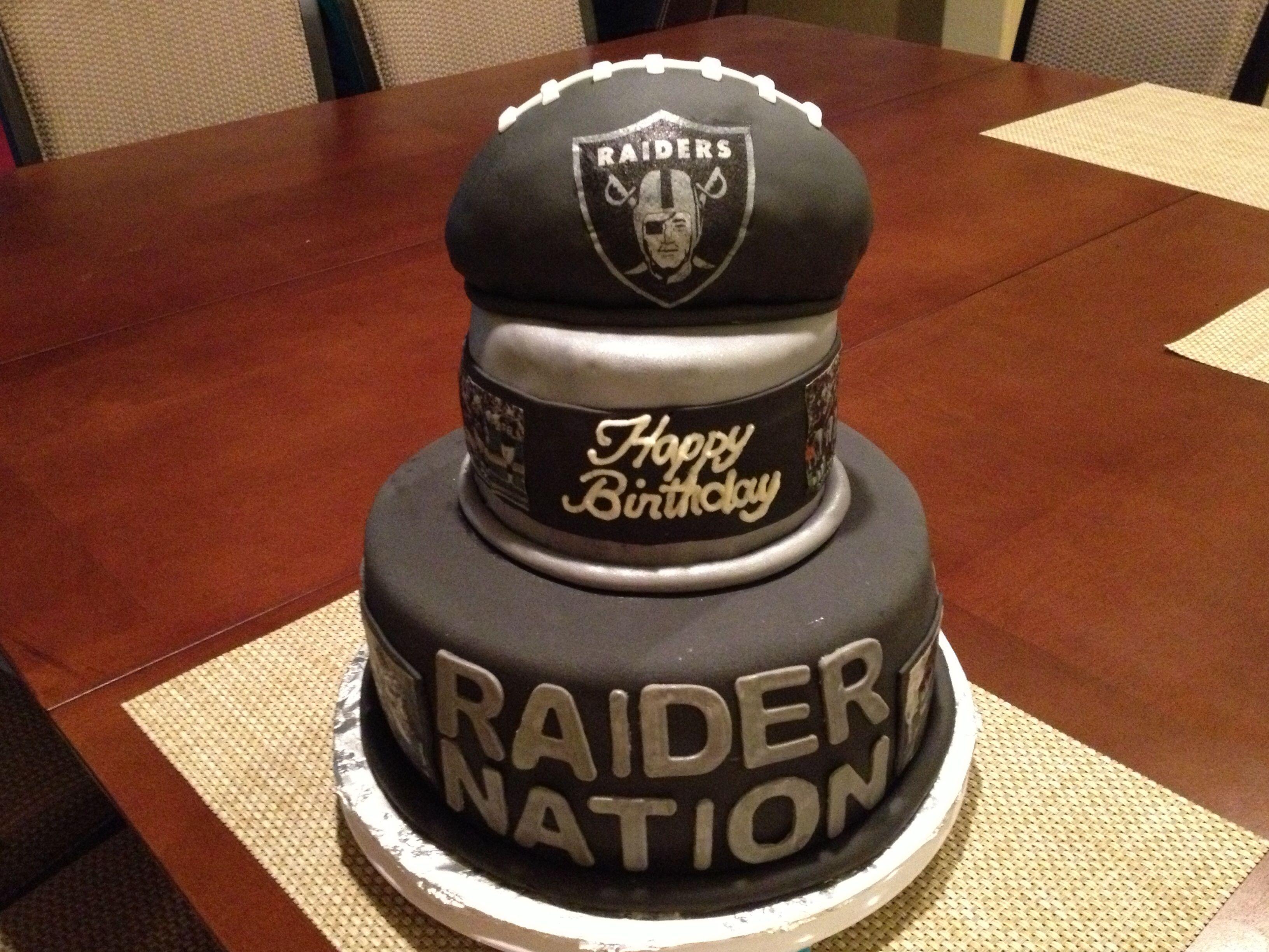 Astonishing Raiders Cake Raiders Wedding Raiders Cake Funny Birthday Cards Online Inifofree Goldxyz