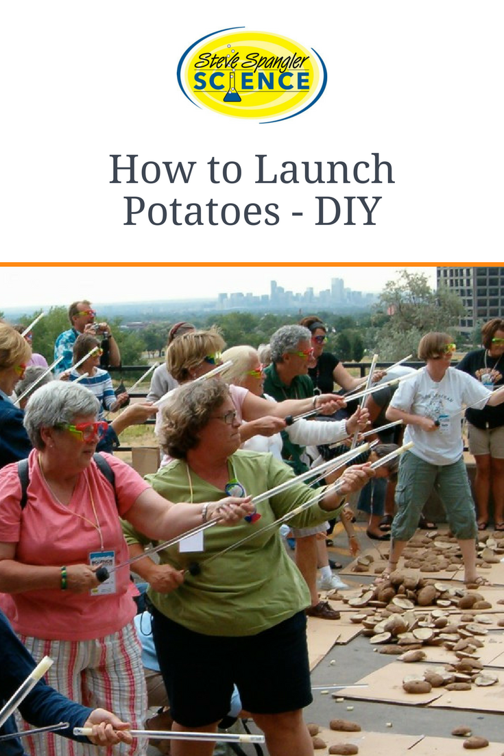 how to build a potato gun easy