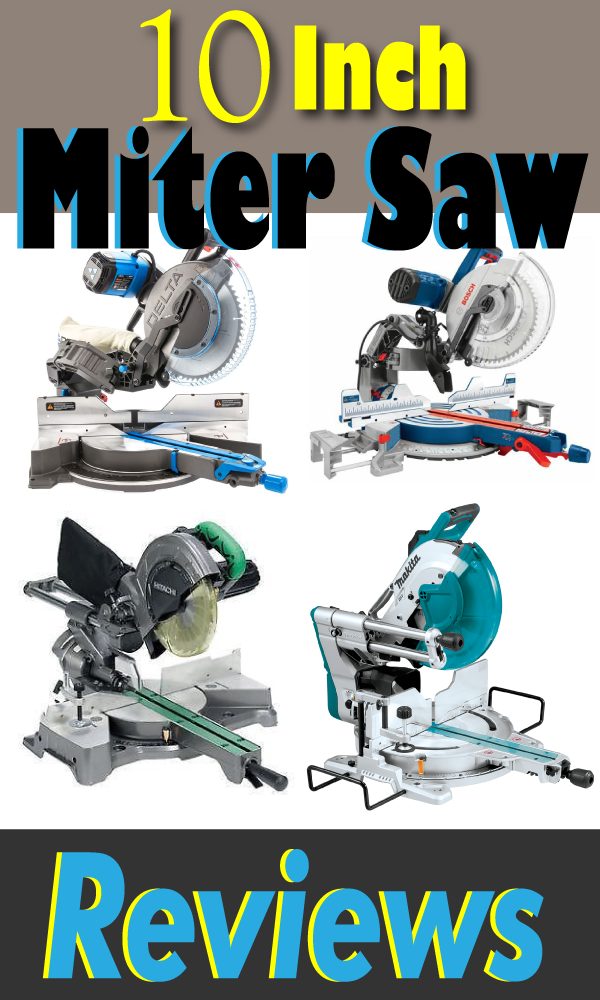 10 Inch Miter Saw 10 Miter Saw In 2020 Miter Saw Reviews 10 Inch Miter Saw Miter Saw