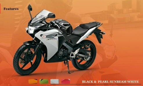 Honda Cbr150 Black Bike Honda Cbr Cool Bikes