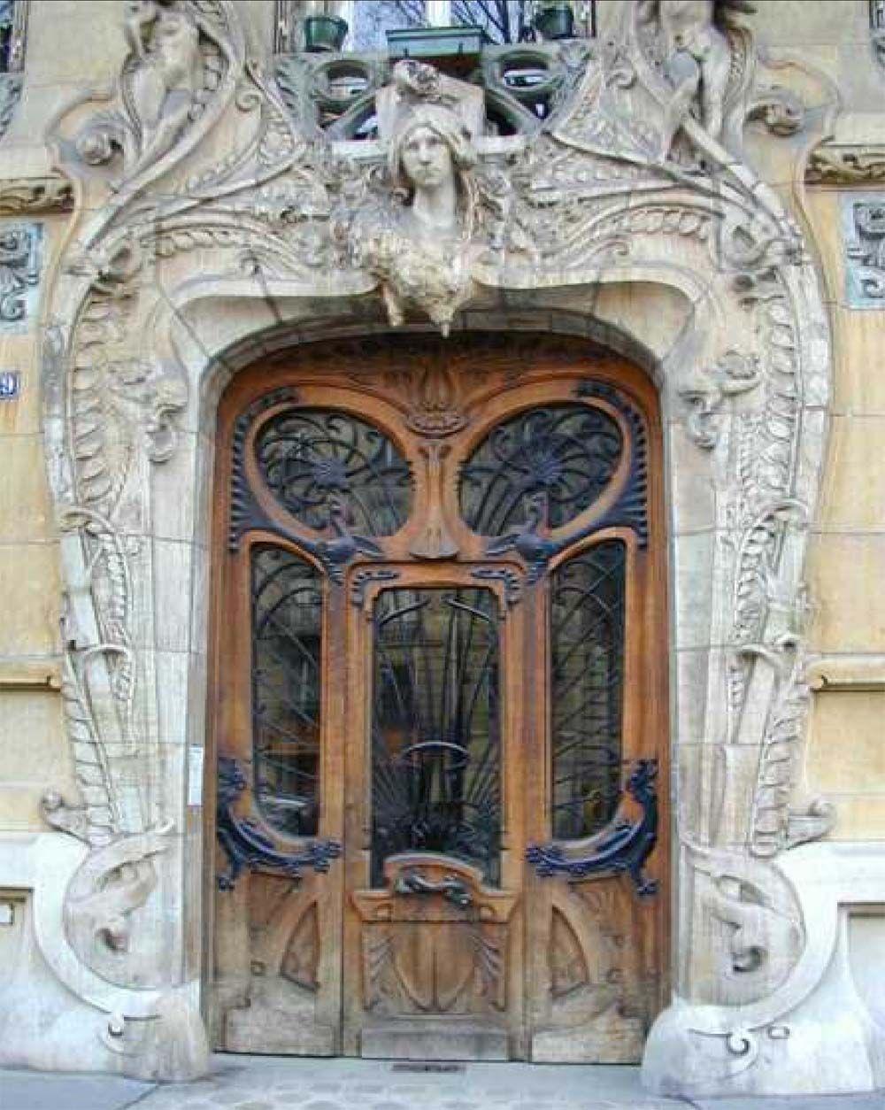 Architecture art nouveau GE University Culture Alanya HEP