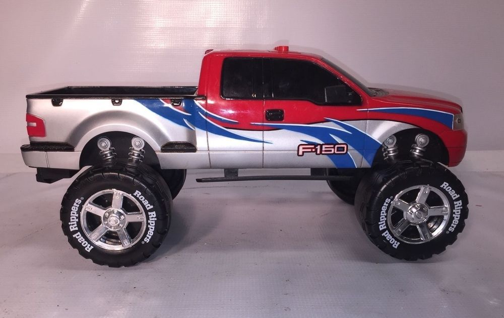 Road Rippers Ford F150 Pickup Truck Toy With Lights Sounds Movement Ford F150 Pickup Toy Trucks Pickup Trucks