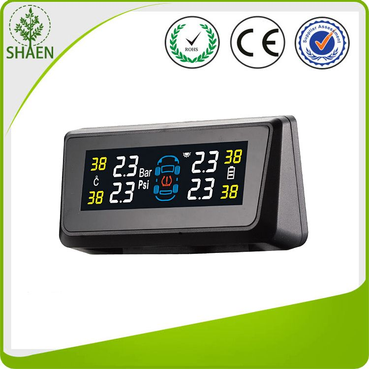 Hot Item Rechargeable Tpms Tire Pressure Monitoring System Tpms With External Sensor With Images Tire Pressure Monitoring System Sensor Flexible Display