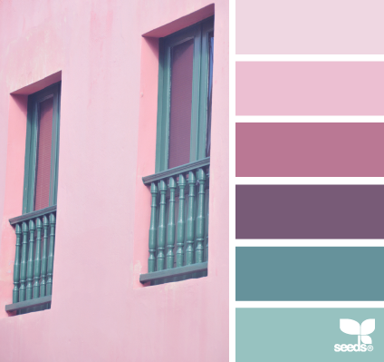 color view (design seeds) | Room color schemes, Design seeds and ...