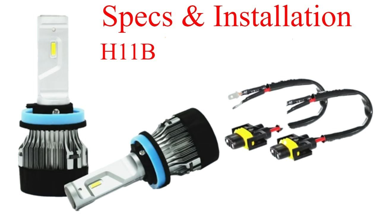Led Replacement For Halogen Headlight Bulbs