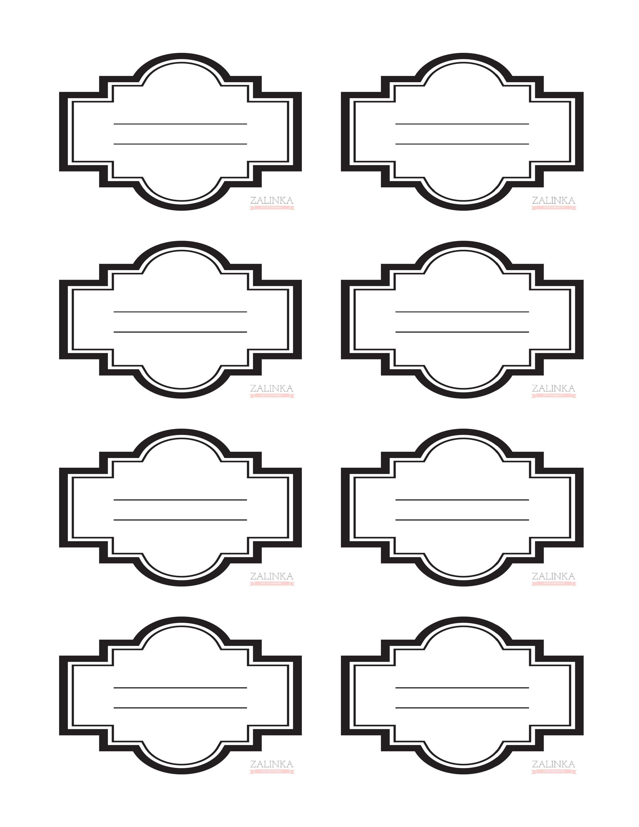 Tiquettes gratuites imprimer pour les paniers de jouets for Cahier de cuisine vierge