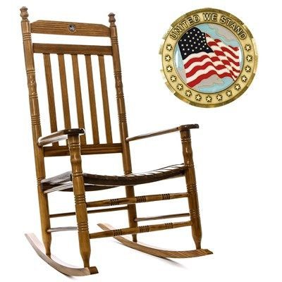 Shop Crackerbarrel Com Military Home Furnishings Rocking Chair Military Decor Old Country Stores