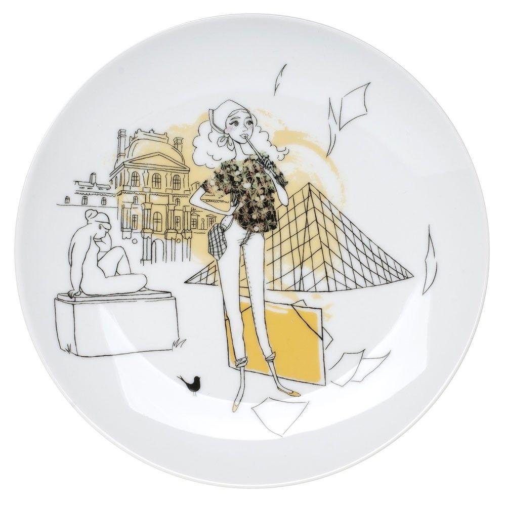 assiette la parisienne la chaise longue