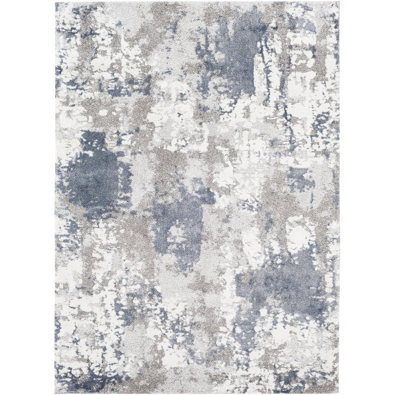 Madelynn Power Loom Tan Gray Taupe Rug Vintage Area Rugs Area Rugs Abstract Rug