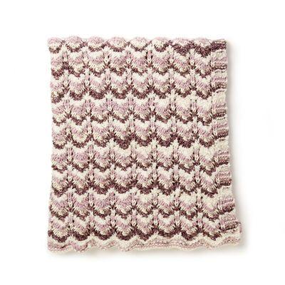 Bernat | Free Knit Patterns | Yarnspirations | Blanket ...