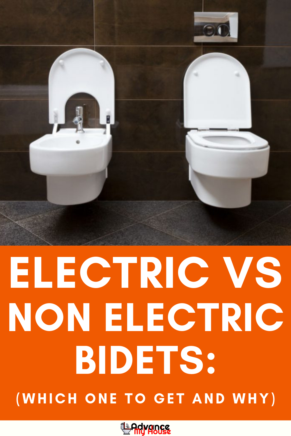 Electric Vs Non Electric Bidets Generally Non Electric Bidets
