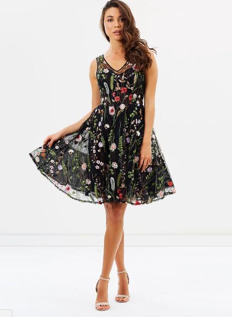 9f53c2949f0e Wedding Guest Dresses Wu You Fit N Flare A Stunning Mini Length Dress By  Grace Hart