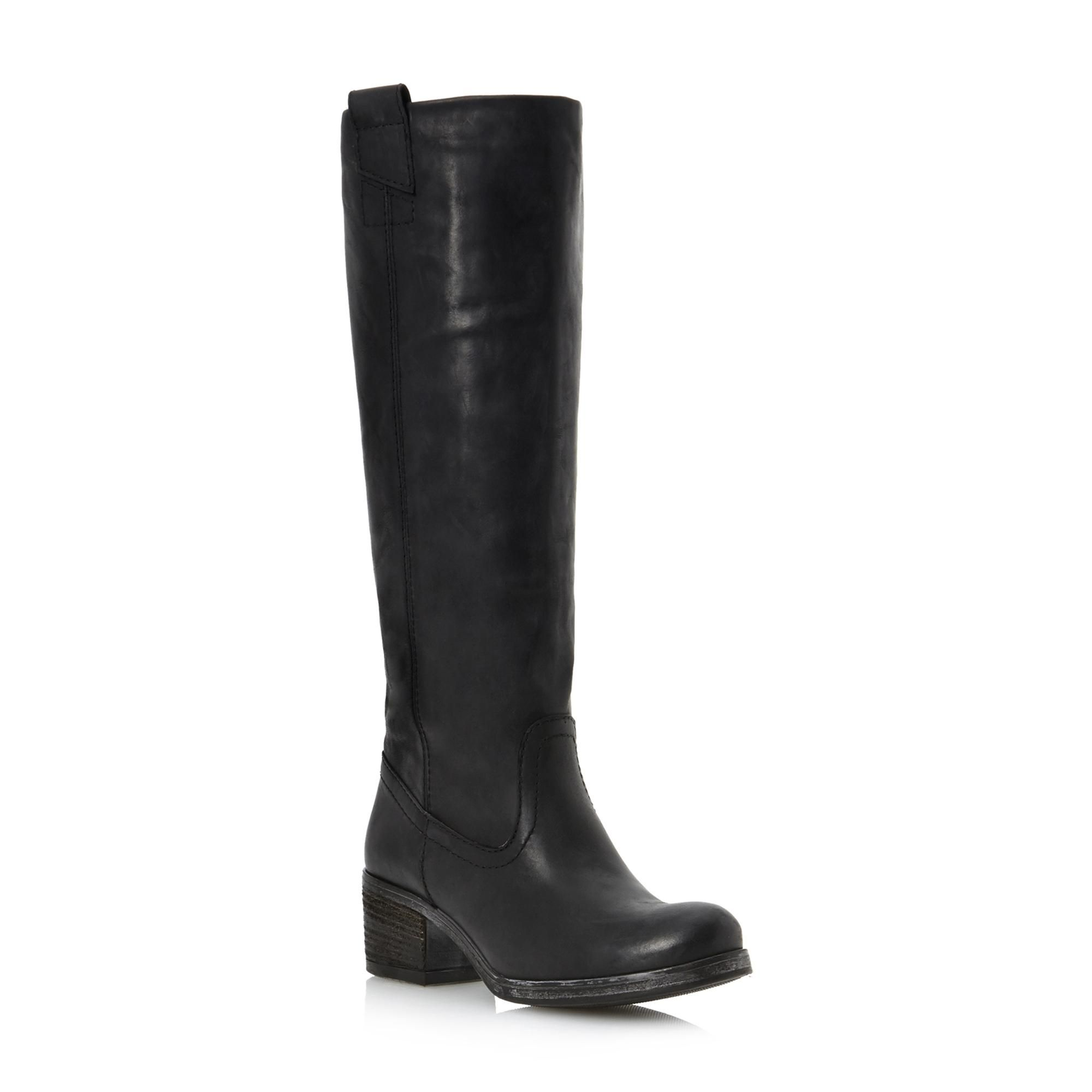 knee high boot, dune shoes online