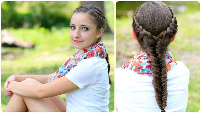 Hairstyles For Prom Cgh : 5 pretty date night hairstyles large barrel curling iron