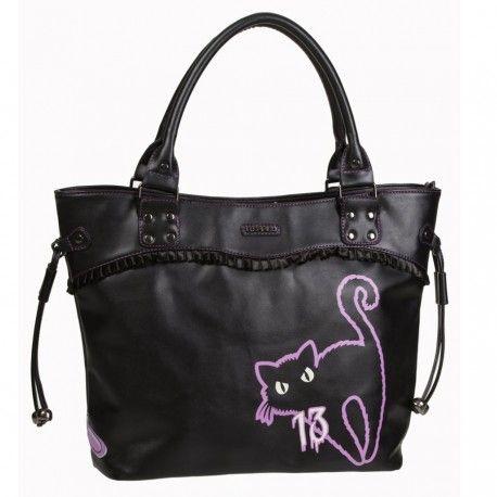 Nine Lives Handbag