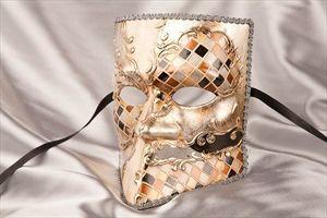 Masquerade Masks - Theatre Masks - Mens Masks - BAUTA MOSAIC