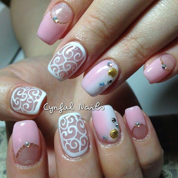 Instagram photo by cynfulnails #nail #nails #nailart | Nail Art ...