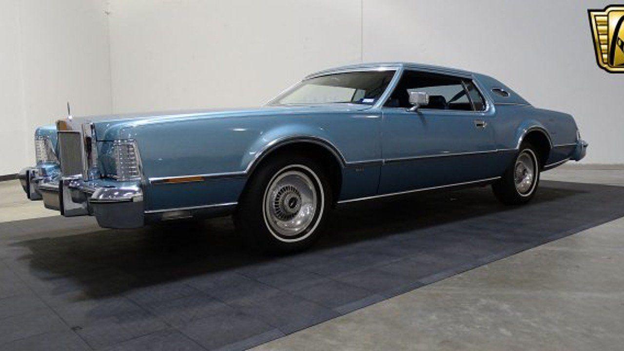 1975 Lincoln Continental for sale near O Fallon, Illinois