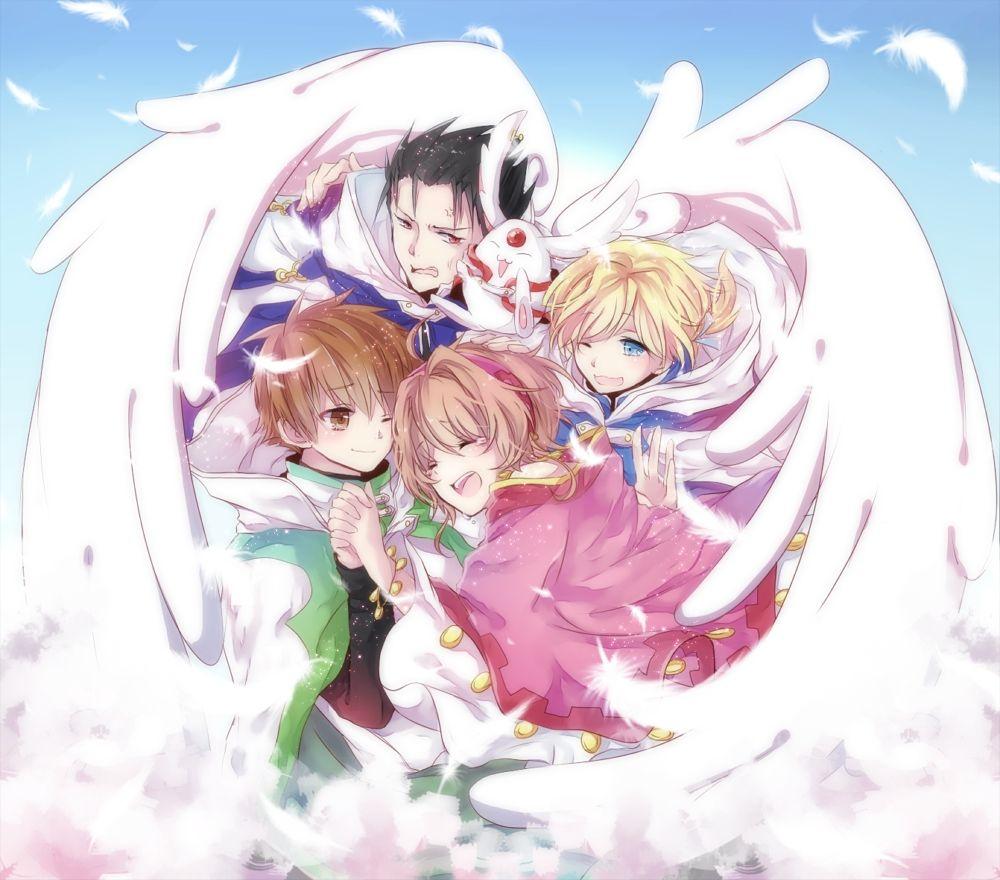 Tsubasa ~~ On Their Way To The Next World