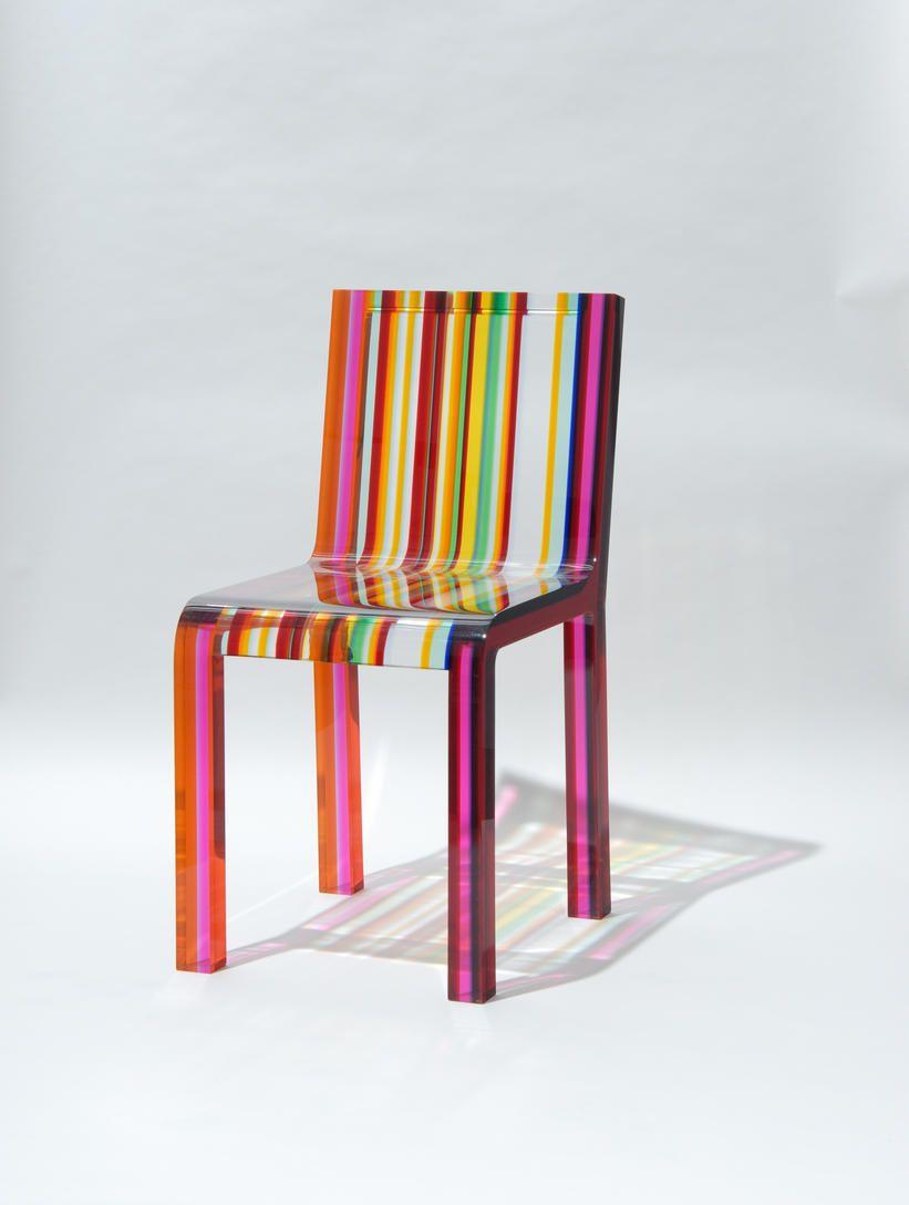 Patrick Norguet's 'Rainbow' Chair for Cappellini. A design ...