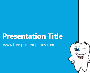 Dentist powerpoint template is a blue template with appropriate dentist powerpoint template is a blue template with appropriate image which you can use to make an elegant and professional ppt presentation this free toneelgroepblik Image collections