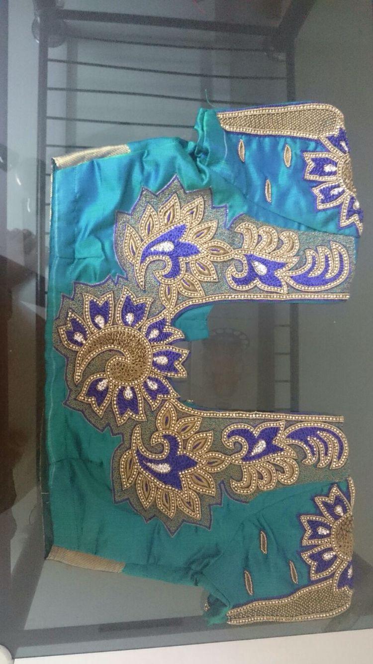Work blouse blouse patterns pinterest blouse designs saree