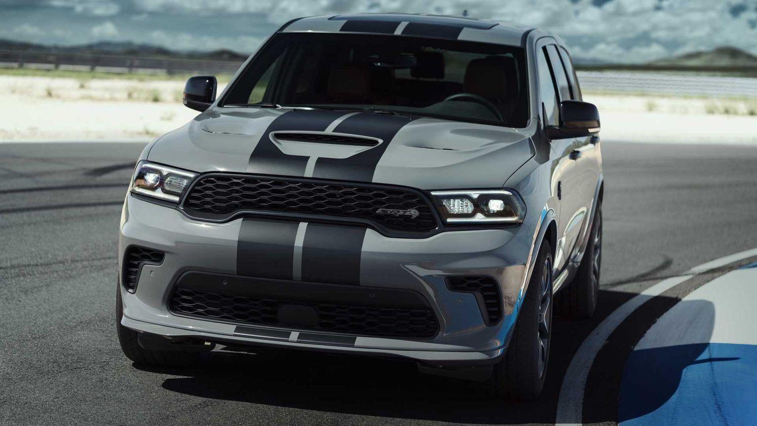 2021 Dodge Durango Srt Hellcat In 2020 Dodge Durango Srt Hellcat Hellcat Engine
