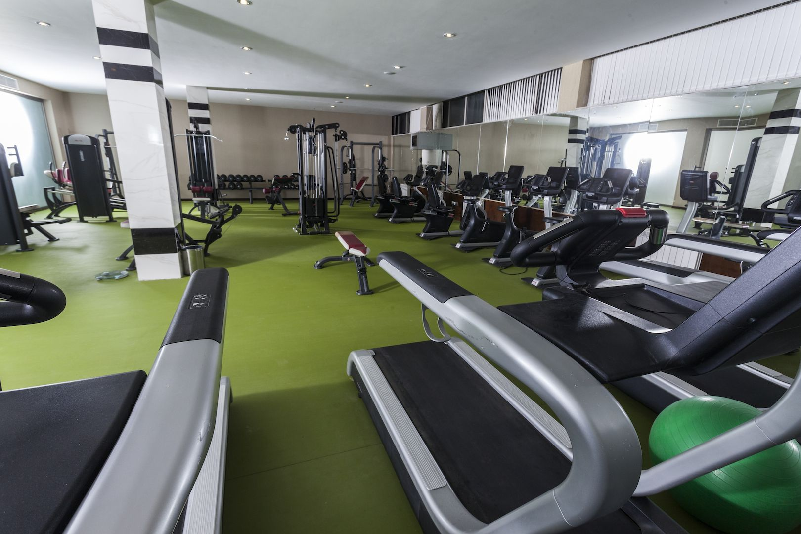 Naftalan Hotel By Rixos Azerbaijan Fitness Center Hotel Luxury Destinations Fitness Center