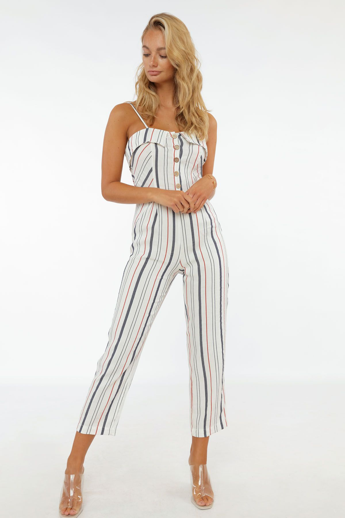 9962f1baa0 Sunrise To Sunset Jumpsuit CollectiveStyles.com ♥ Fashion | Women apparel |  Women's Clothes