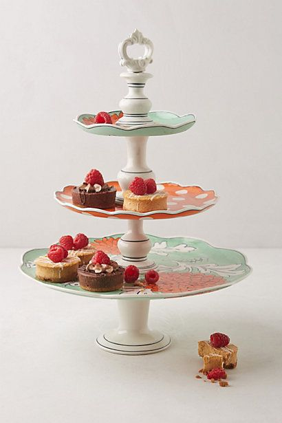 Patisserie Cake Stand #anthropologie