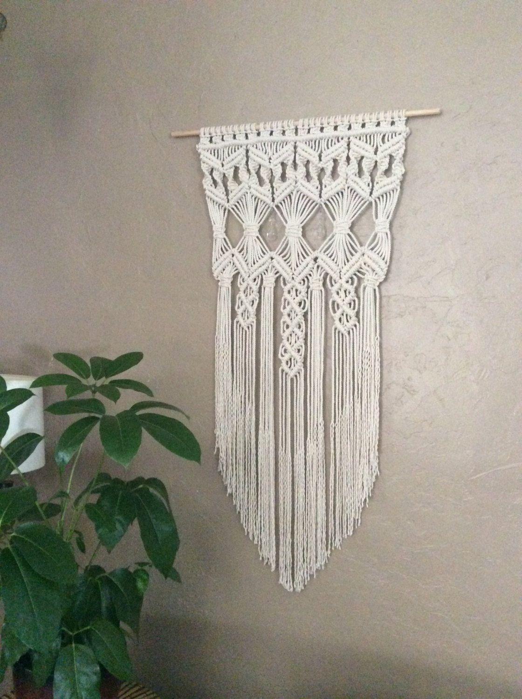 soft and elegant i created this beautiful macrame wall on macrame wall hanging id=47904