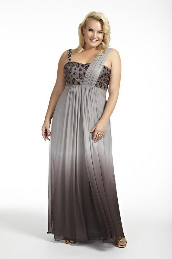 1000  images about Bridesmaid dresses on Pinterest  Plus size ...